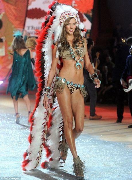Karlie Kloss khien fan Victoria's Secret soc vi thong tin nay cua minh! - Anh 3