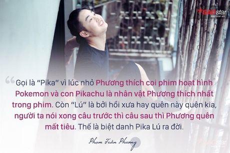 Pham Tran Phuong: Da den luc de bay trong the gioi 'dien, di' cua rieng minh - Anh 3