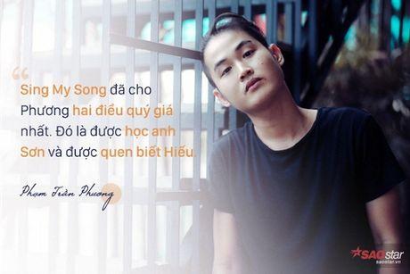 Pham Tran Phuong: Da den luc de bay trong the gioi 'dien, di' cua rieng minh - Anh 8