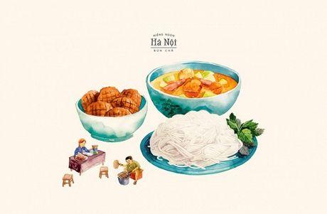 Do ban du manh me lat tung trang lich ma khong xao long vi nho Ha Noi - Anh 4