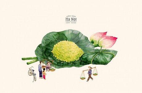 Do ban du manh me lat tung trang lich ma khong xao long vi nho Ha Noi - Anh 8