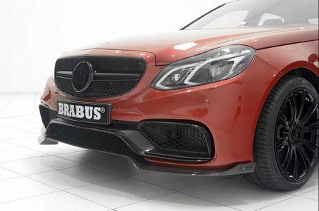 Brabus do Mercedess E-Class manh 850 ma luc lam lu mo E 63 S AMG - Anh 4