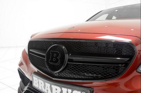Brabus do Mercedess E-Class manh 850 ma luc lam lu mo E 63 S AMG - Anh 5