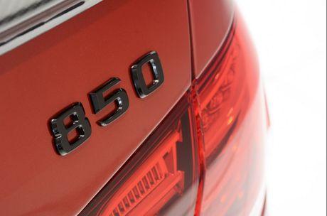 Brabus do Mercedess E-Class manh 850 ma luc lam lu mo E 63 S AMG - Anh 8