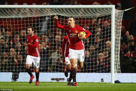 Mourinho lai bi duoi len khan dai, Man United khong thang noi West Ham - Anh 1