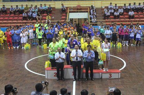 Be mac hoi thao truyen thong CNVC-LD Cong ty Yen Sao Khanh Hoa lan thu XI - Anh 1