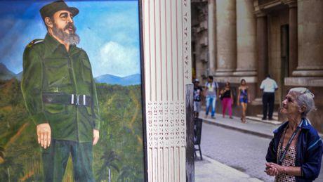 Cuba va di san cua Fidel Castro - Anh 1