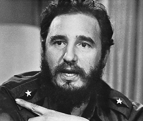 Nhung nguoi vo cua Fidel Castro - chinh tri gia duoc phu nu ton sung nhat the gioi - Anh 1