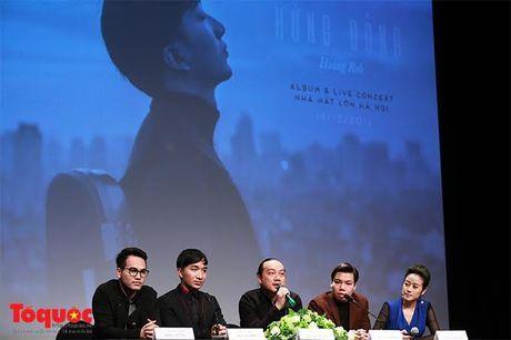Hoang Rob dot pha cung du an 'Hung dong' - Anh 2
