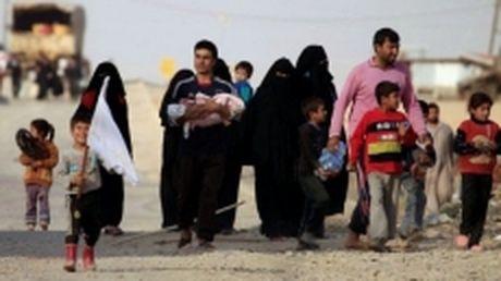 Gan 1 nghin tay sung IS bi tieu diet tai Mosul - Anh 1