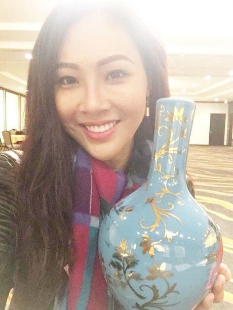 Can canh chiec binh gom dat vang cua Dieu Ngoc tai Miss World 2016 - Anh 3