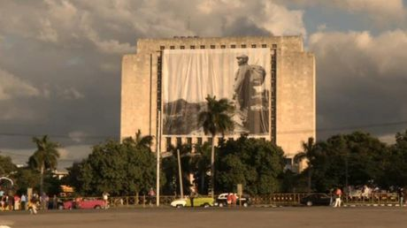 Video Cuba chuan bi tuong niem lanh tu Fidel Castro - Anh 1