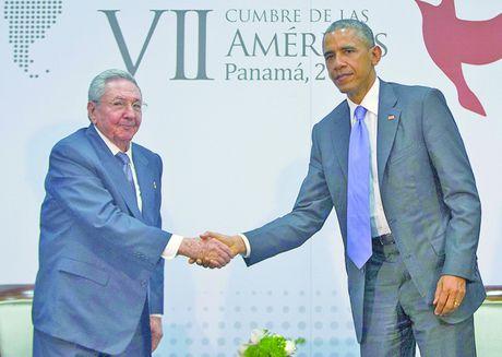 Quan he My - Cuba ra sao sau khi lanh tu Fidel Castro mat? - Anh 1