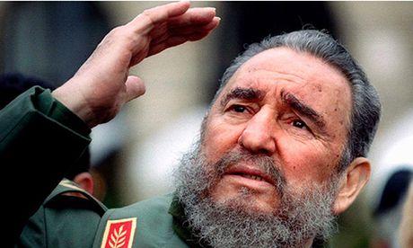 Viet Nam de mot ngay quoc tang tuong nho Fidel Castro - Anh 1