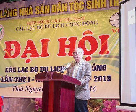 Cau lac bo Du lich cong dong Dai hoi lan thu nhat nhiem ky 2016 – 2019 - Anh 1