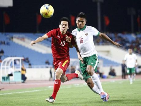 Duyen no Viet Nam - Indonesia tai cac ki AFF Cup - Anh 1
