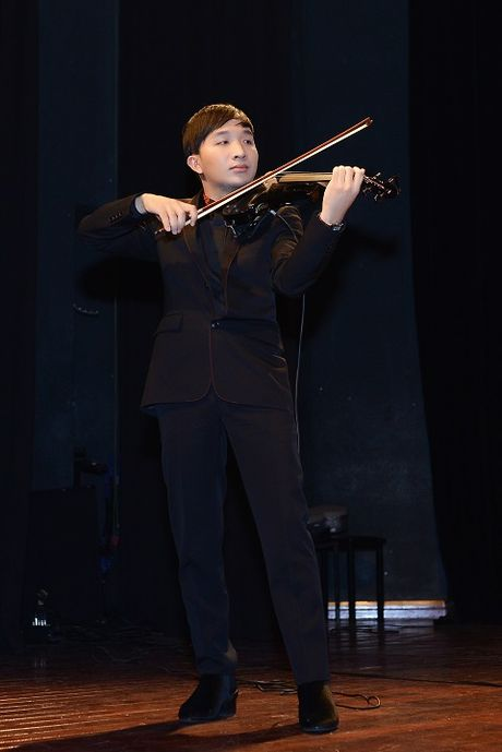 Violinist Hoang Rob: Am nhac cua toi khong nguy hiem - Anh 1