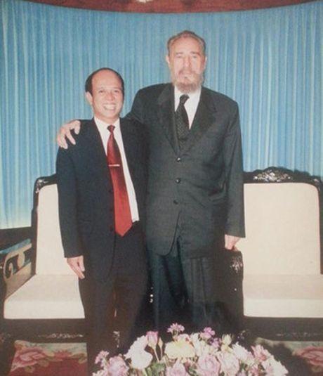 Nguyen Dai su VN tai Cuba chia se ky niem ve Lanh tu Fidel Castro - Anh 2