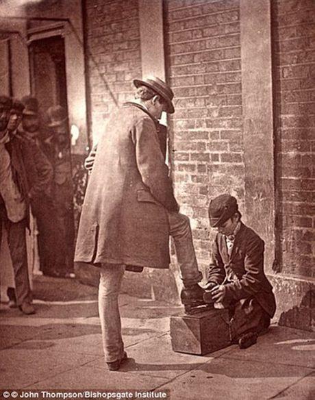 Nhung buc anh hiem hoi ve 'dan ngheo' nuoc Anh nhung nam 1870 - Anh 15