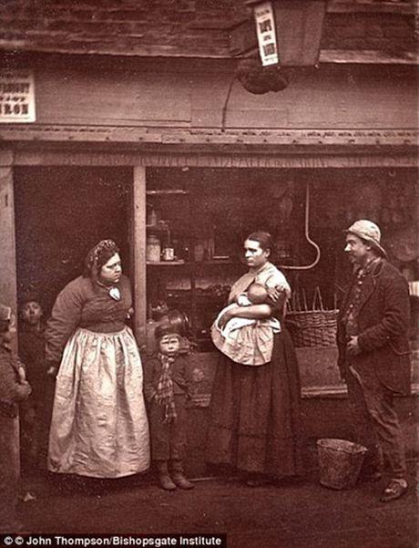 Nhung buc anh hiem hoi ve 'dan ngheo' nuoc Anh nhung nam 1870 - Anh 6
