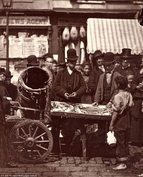 Nhung buc anh hiem hoi ve 'dan ngheo' nuoc Anh nhung nam 1870 - Anh 7