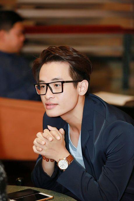Ha Anh Tuan ky niem 10 nam ca hat bang Cafe-In-Concert - Anh 2