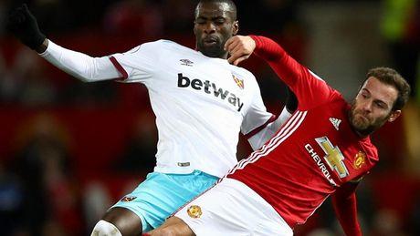 Cham diem MU 1-1 West Ham: 'Quy do' gay canh trai - Anh 11