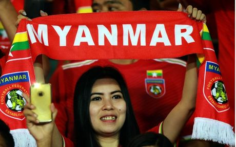 Chum anh: Nhung CDV cuong nhiet nhat tai AFF Cup 2016 - Anh 1