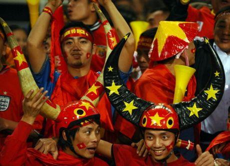 Chum anh: Nhung CDV cuong nhiet nhat tai AFF Cup 2016 - Anh 5