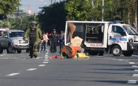 Philippines phat hien vat the nghi la bom tu che gan Dai su quan My - Anh 1