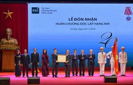 Chinh phu tao moi dieu kien de thi truong chung khoan VN phat trien - Anh 2