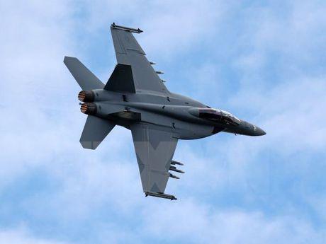 Kuwait se mua 28 may bay chien dau F-18 Super Hornet cua My - Anh 1