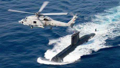 NATO tap tran hai quan thuong nien Nusret tren bien Aegean - Anh 1