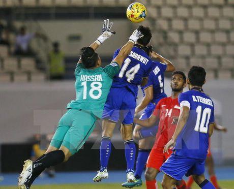 AFF Suzzuki Cup 2016: Kiatisuk va muc tieu Top 10 chau A - Anh 1