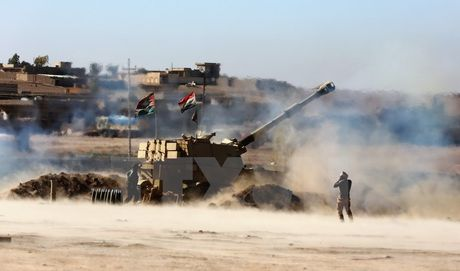 Thu tuong Iraq: IS se khong the cam cu lau dai tai Mosul - Anh 1