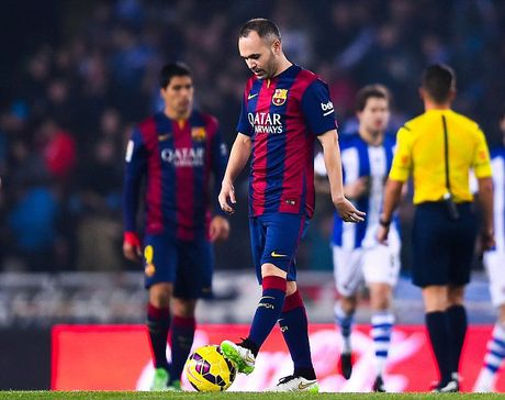 Truoc them El Clasico: Ly do nao khien Barcelona sa sut? - Anh 1