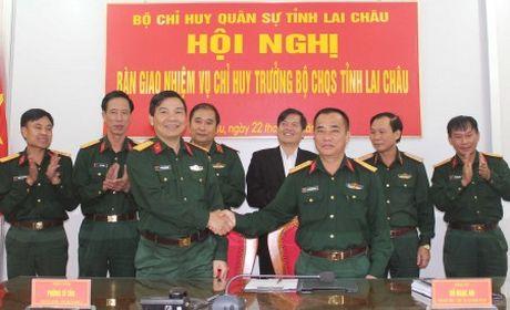 Dieu dong, bo nhiem nhan su Quan doi, Cong an - Anh 3