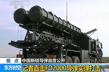 Iraq mua FD-2000 cua Trung Quoc thay the cho S-300 cua Nga - Anh 1