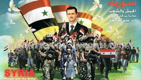 Syria thang hoan toan dong bac Aleppo, the danh bai muu My-Tho - Anh 1