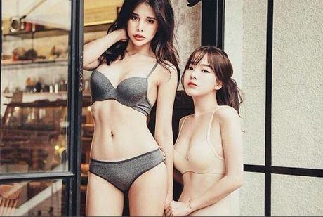 My nu Han gay xon xao vi ngoai hinh sexy qua 'Tay' - Anh 14