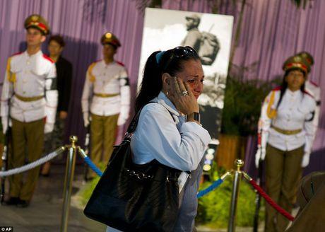 Dan Cuba nghen ngao tu biet lanh tu Fidel Castro - Anh 3