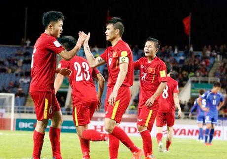 Tin tuc AFF Cup (29.11): Myanmar ha guc Thai Lan, Viet Nam con nhieu diem yeu - Anh 3
