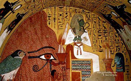 Nhung dieu ky la trong ham mo cua pharaoh quyen luc nhat Ai Cap - Anh 1