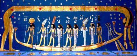 Nhung dieu ky la trong ham mo cua pharaoh quyen luc nhat Ai Cap - Anh 5