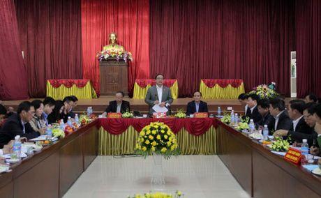 Bi thu Hoang Trung Hai: Ha Noi co 33 nhom toi pham co to chuc - Anh 1
