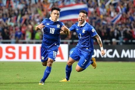 'Messi Thai' canh giac truoc tran ban ket AFF Cup 2016 voi Myanmar - Anh 1