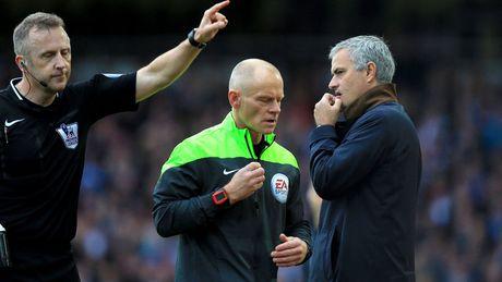 Diem tin chieu 29/11: Mourinho chinh thuc lanh an; Viet Nam dau dau tim nguoi thay Dinh Luat - Anh 1