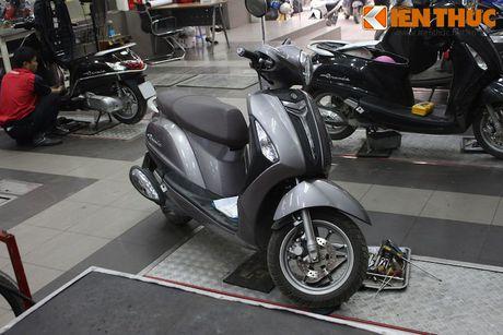 Hon 110.000 xe Yamaha Nozza 'dinh loi' trieu hoi tai VN - Anh 1