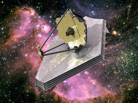 NASA cong bo sieu kinh vien vong lon nhat the gioi - Anh 3