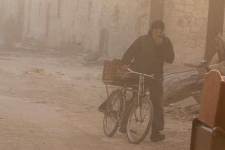 Loat anh moi nhat o chao lua Aleppo - Anh 7